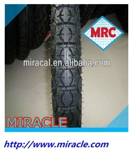 Cheap price wholesale factory top quality rubber tubeless motorcycle tyre motorcycle tire and inner tube 2.75-18