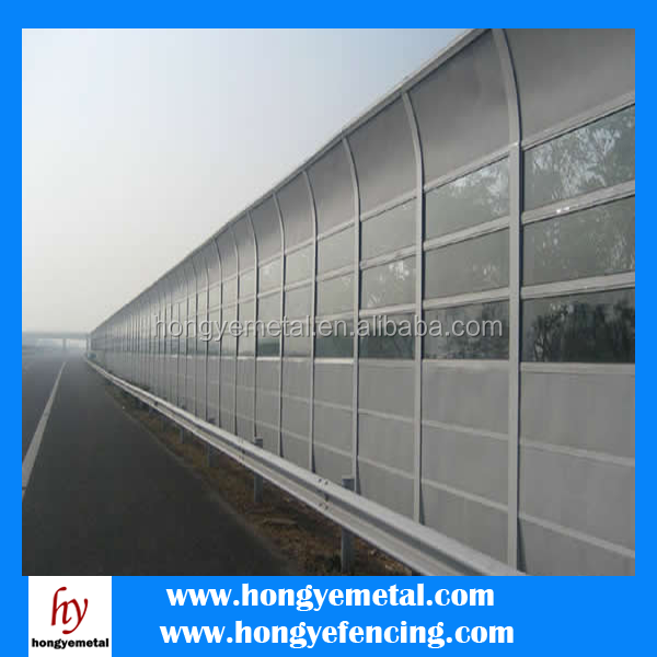 Stainless steel noise barrier(100% professional manufacturer)