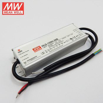 MEAN WELL 150W 36V Dimmable led power supply HLG-150H-36B