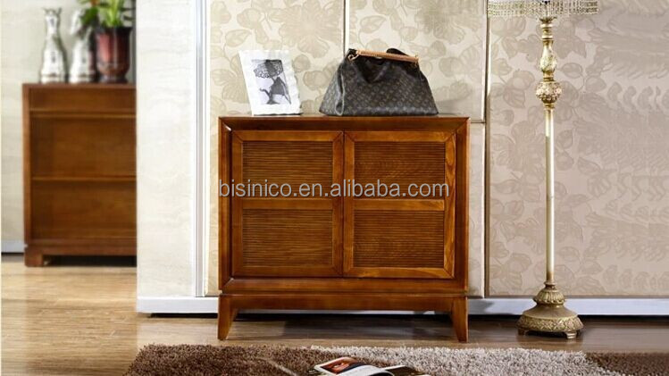 Southeast Asia Series Furniture Shoe Cabinet, Antique Solid Wood Console  Shoe Case, Living Room Shoe Storage Cabine (BF01-X1092) - Southeast Asia Series Furniture Shoe Cabinet,Antique Solid Wood