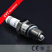 F5TC Alloy Steel Spark Plug for Honda/Suzuki/Yamaha Motorcycle Accessories