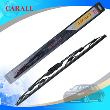 Universal Frame Wiper Blade with Graphite Coated Natural Rubber