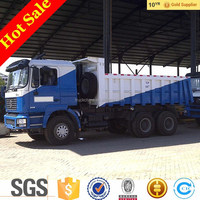 New Shacman 6x4 375hp Mining Tipper Dump Truck For Sale