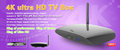 New Launch! WesoPro TV Box 64bit Amlogic S905 Quad Core Android OTT TV Box 2GB +8Gset top box