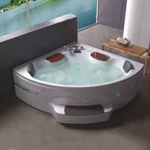 new products 2017 hot tub bath bath pool for bathroom coffee brown ABS bathtub for sale