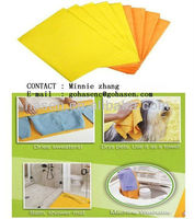 high absorbent soft non-woven cloth cat wipes