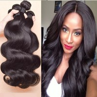 Can be dyed and bleached remy hair extension factory price grade 7a remy hair extension