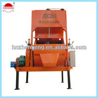 ISO Small JDC350 Electric sand cement mixing machine in hot sale