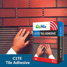EN12004 20KG Package C1TE Polymer Modified Tile Adhesive