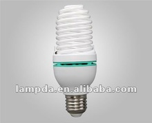hotsale High efficiency light saving bulbs CCFL spiral bulb 18W