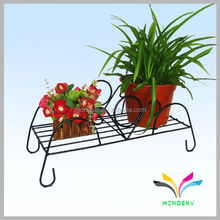 China supplier own factory cheap garden metal folding plant stand