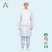 100% cotton chemical resistant Lab Coat