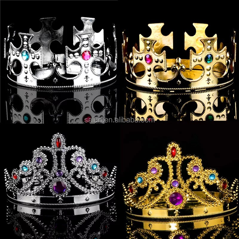 Hot fashion cheap Beauty pageant Rhinestone Queen Tiara Crown