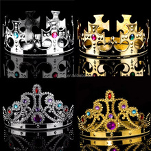 New fashion Beauty pageant Rhinestone Queen Tiaras and Crowns for sale