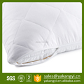 Diamond Pattern Microfiber Polyester Quilted Pillow Protector