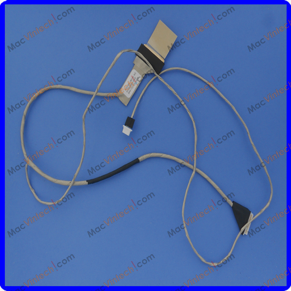 For Toshiba Laptop LCD Cable For Toshiba Satellite C650 C655 L650 L655 6017B0265501