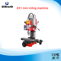 ZX1 mini drilling and milling machine machinery tools