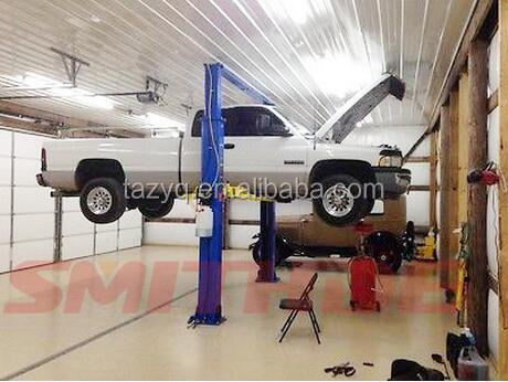 Factory Directly Supply Portable Car Lift/Car Hoist for Sale