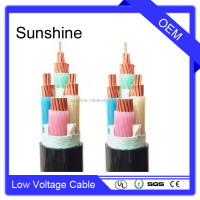 kema-keur cable 95mm abc cable abc cable price saso certificate Saudi Arabia