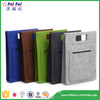 China supplier selling newest fashionable protective case Felt laptop bag for woman