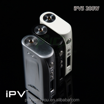 wholesale price and manufaturer offer 200watt for better vapor and experience with Pioneer4you ipv5