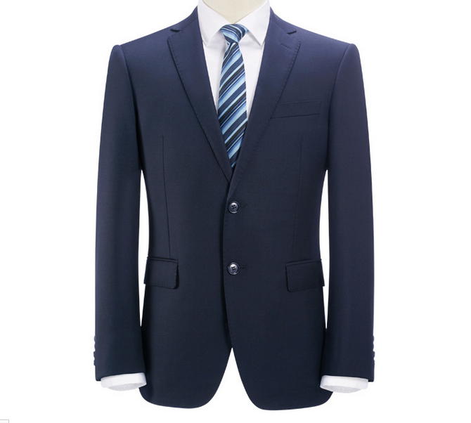 custom mens high quality branded business suit