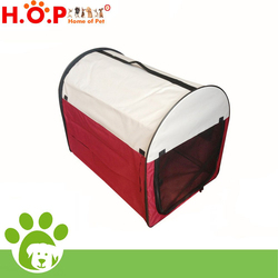 Portable Dog Crate Soft Travel Carrier Folding Dog Show Kennel Cage