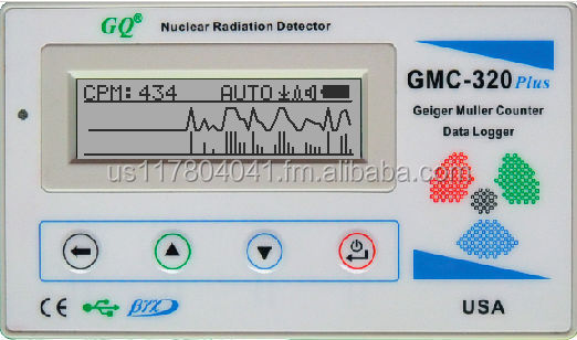 GMC-320 Plus Digital Radiation Detector Dosemeter Geiger Counter
