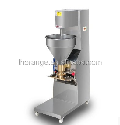 Hot Sale Fish/Beef Meat Ball Making/Forming/Stuffing Machine