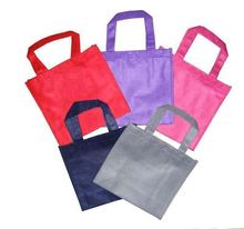 High quality customized pp non woven shopping