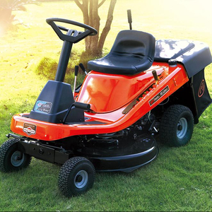 Most Advanced Garden Machinery CJ30GZZHL150 Lawn Tractor of 30inch Ride On Lawn Mower In Hydraumatic Way With Loncin engine 15HP