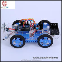 New models 2WD Smart Car Chassis Kit Arduino Robot Chassis for Arduino Works