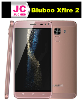Cheap Smartphone Bluboo Xfire 2 5.0 inch MTK6580 Quad Core Mobile Phone 1GB/8GB 1280x720 HD Screen