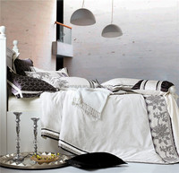 2015 Hot New Product Luxury Jacquard Embroidery Bedding Set and Comforter Set China Textile