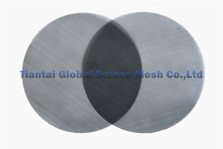 Professional Chinese Supplier Factory Price stainless steel wire mesh disc