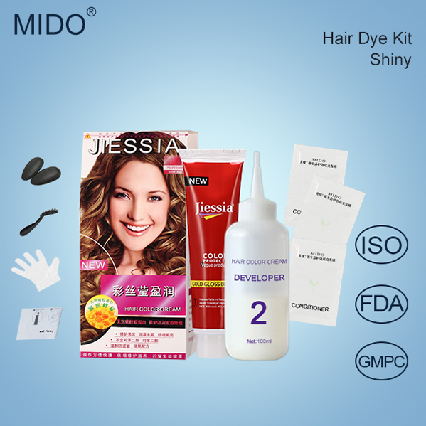 OEM Factory Wholesale Price Home Use Non Allergic Hair Color Cream,Free Samples Hair Dye