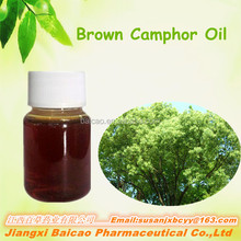 Pure Brown Camphor Oil