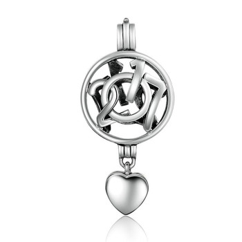 Sterling silver 2017 memory pendant pearl cage charms view 2017 sterling silver 2017 memory pendant pearl cage charms aloadofball Gallery
