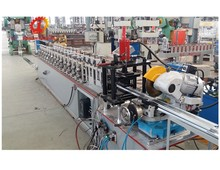 Factory design hot sale roll-up door forming machine third generation