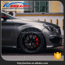 Annhao New Product 1.52*20m 13 Color for Option with Bubble Free Car Wrapping Matte Chrome Vinyl