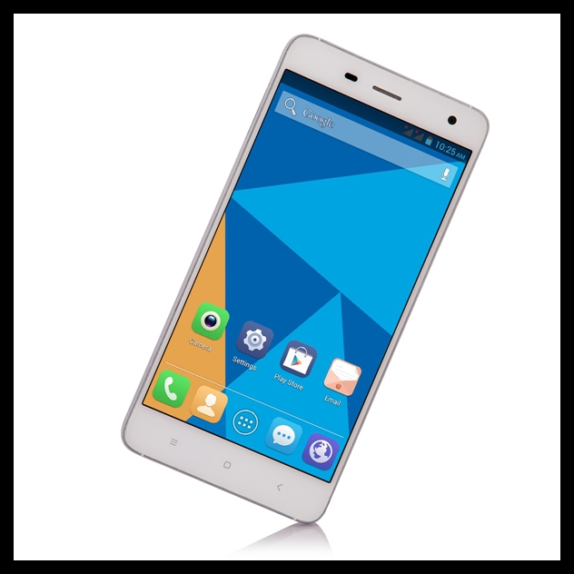 Original Doogee Hitman DG850 MTK6582 Quad Core Android 4.4 Mobile Phone 5 Inch IPS 1280X720 16GB ROM 13MP 3G GPS