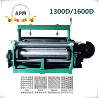 Hebei best sales plain weaving and reverse dutch stainless steel wire mesh machine in alibaba