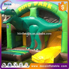 Most attractive advertising inflatable dinosaur arch for promotion