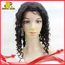 JP Hair 5A Virgin Brazilian Hair Lace Front Wig