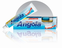 120g whitening fluoride free toothpaste for oral health