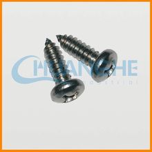 new product steel din 7985 rohs nickel m4 pan head machine screw