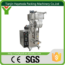 Automatic 17 years factory High Efficiency Automatic Korea Chili Sauce Packing Machine Made in China
