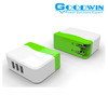 2016 hot sale 4usb 6.8a travel charger for samsung galaxy j6