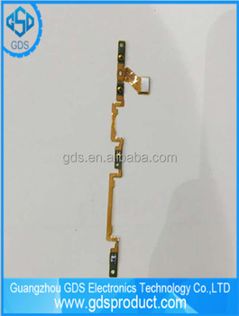 Side Power On Volume Camera Button Connector Flex Cable For Nokia Lumia 830