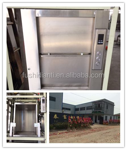 China manufacture provide Small dumbwaiter lift